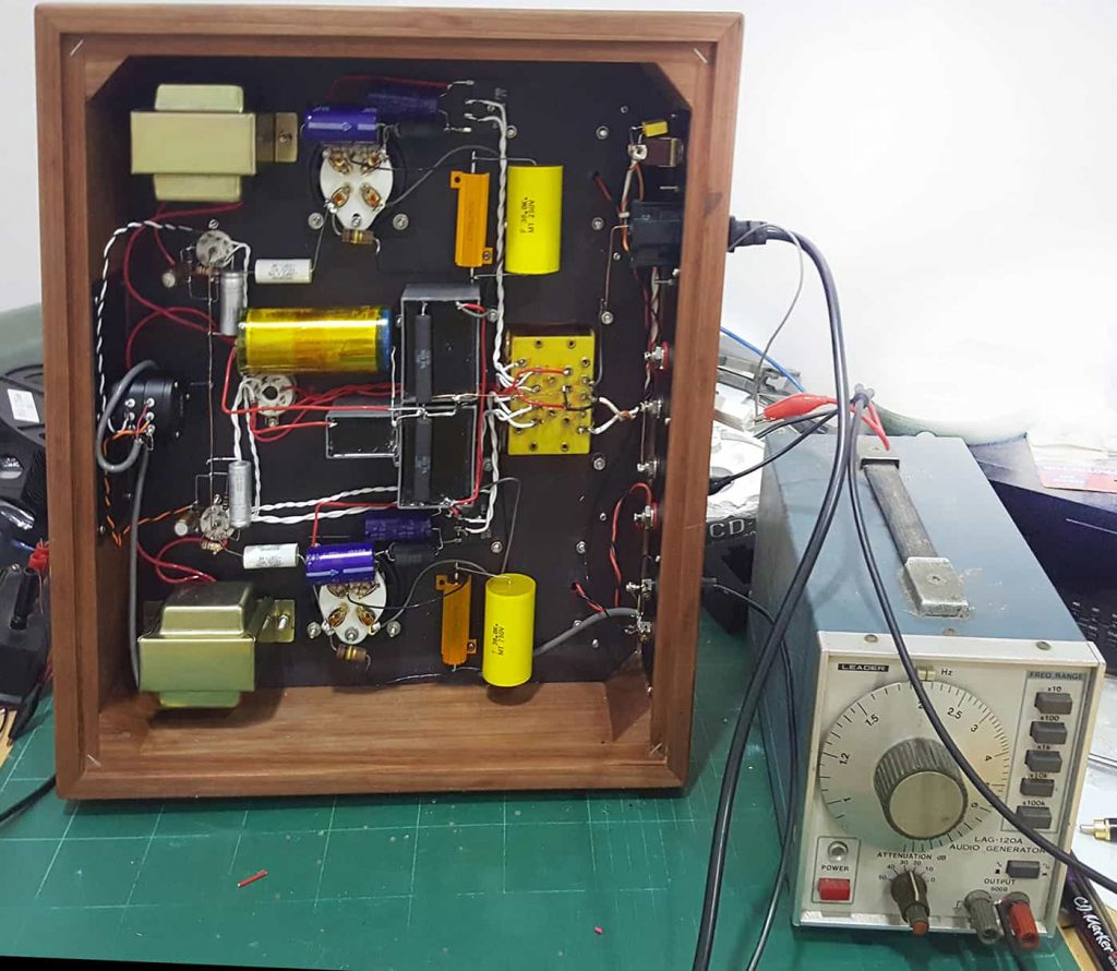 2A3 SE Amplifier - Audiophile Diyer