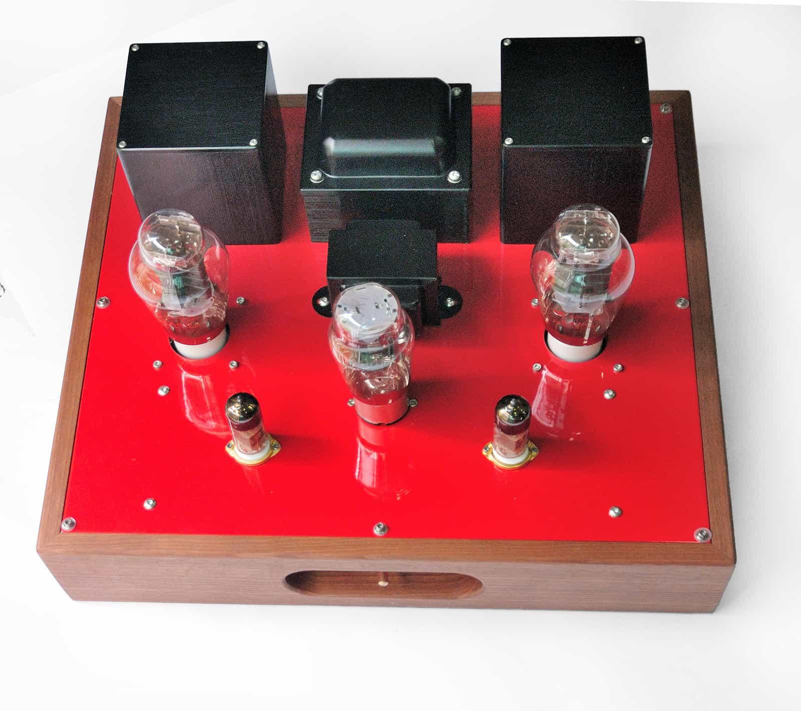 2A3 SE Amplifier - Audiophile Diyer
