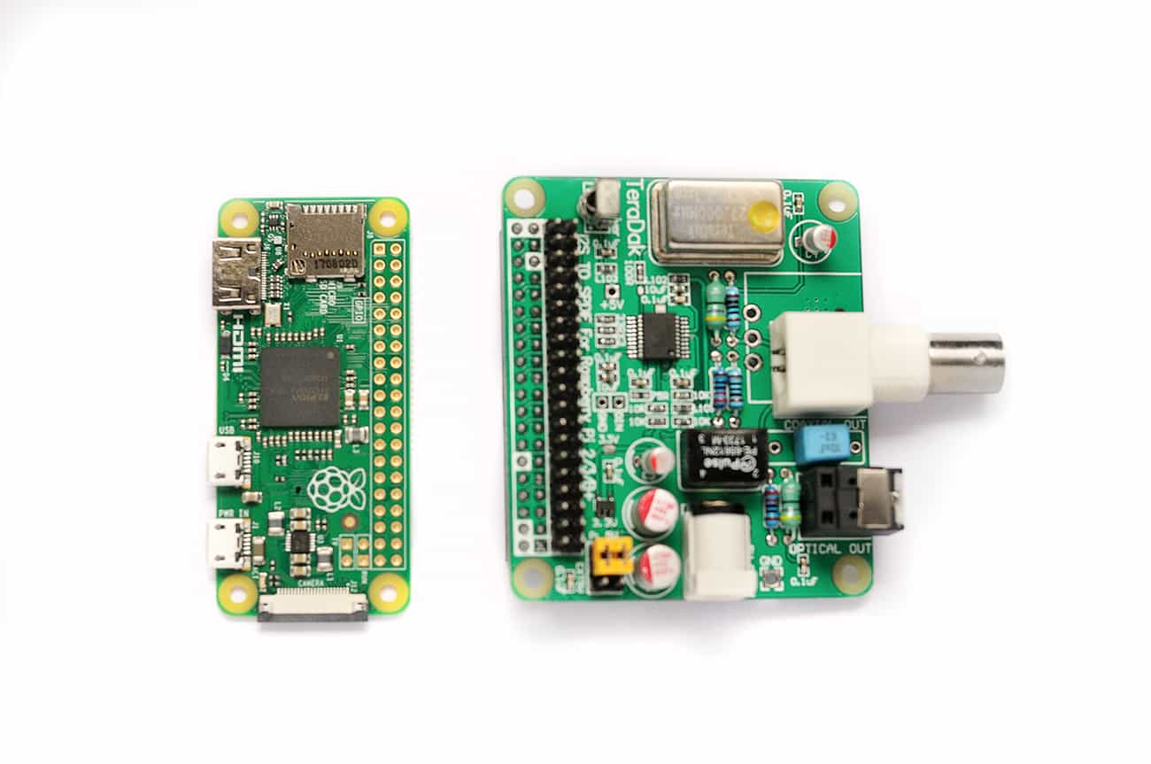 Raspberry Pi Music Player with SPDIF out - Audiophile Diyer
